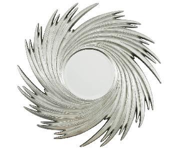 Uttermost Silver Sunburst Mirror