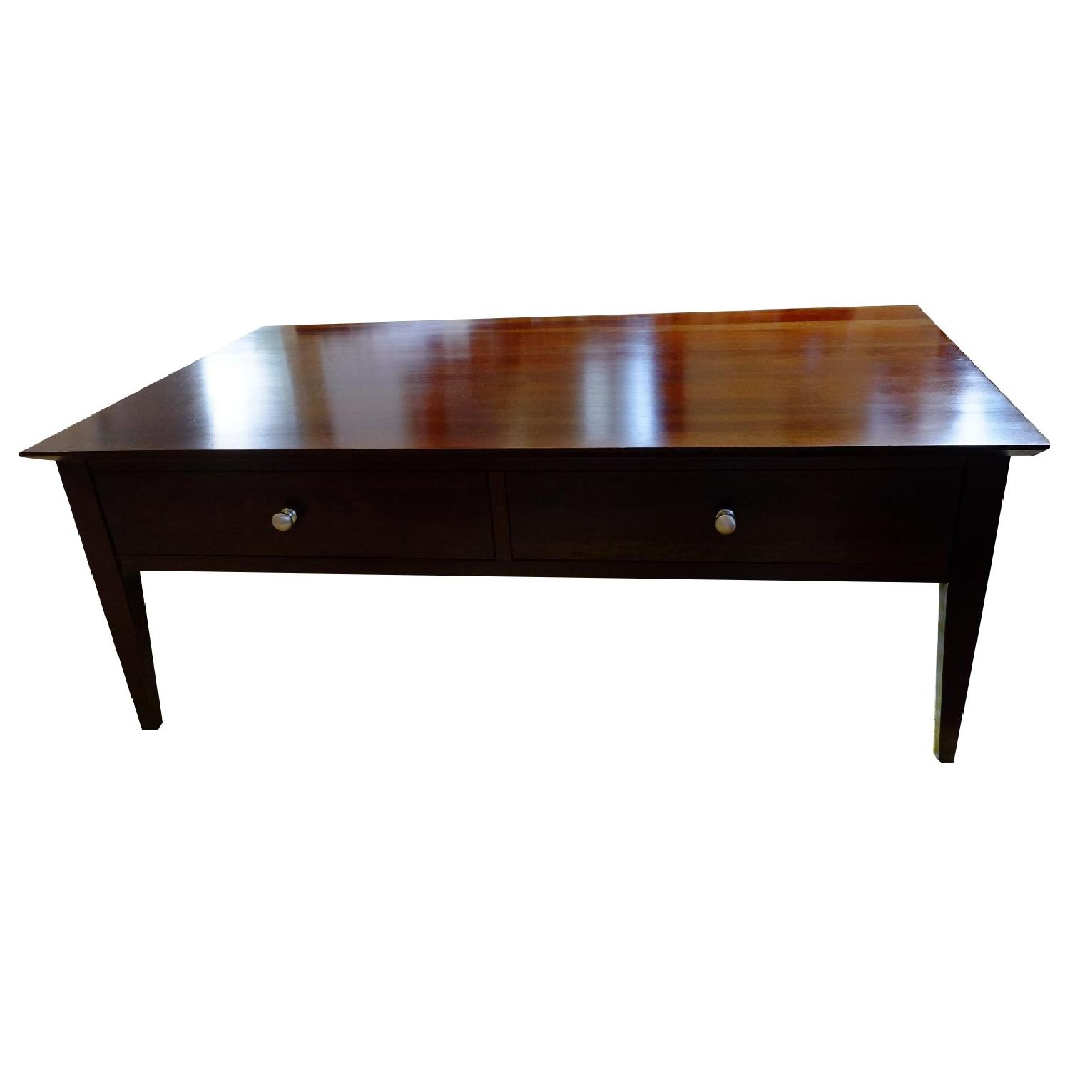 Ethan Allen Arts & Crafts Coffee Table