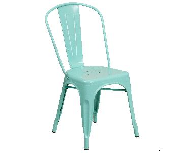 Mercury Row Collier Mint Green Dining Chairs