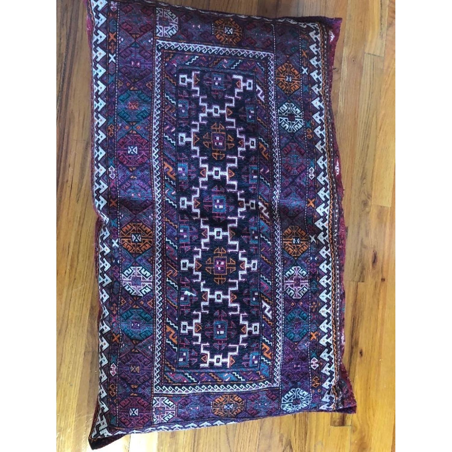 Persian Kilim Floor Pillows-0