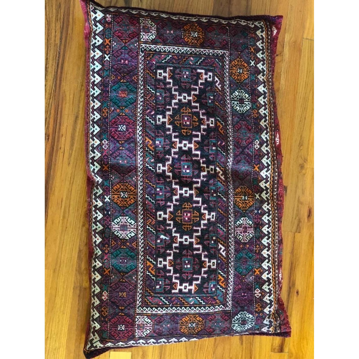 Persian Kilim Floor Pillows-1