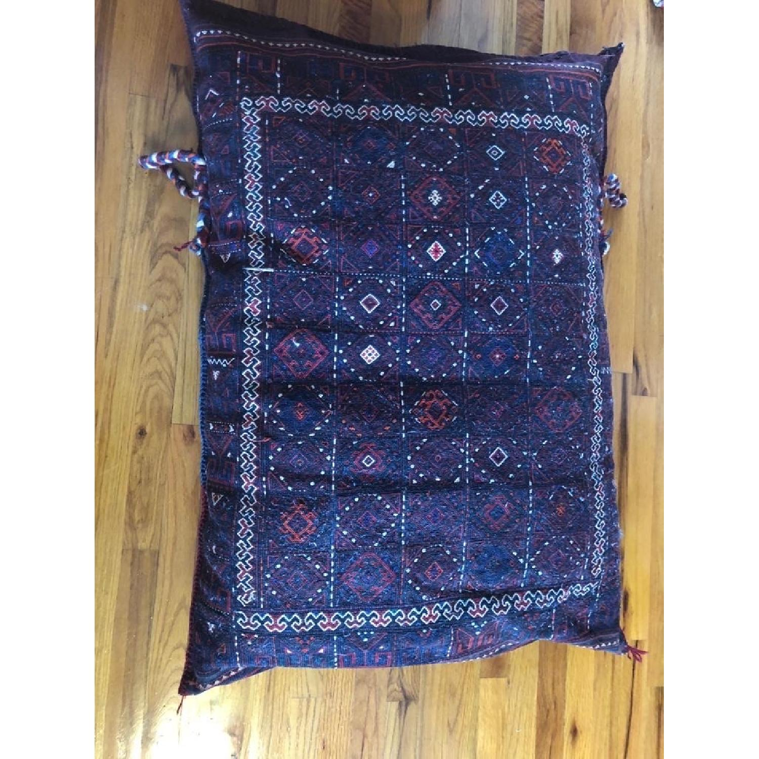 Persian Kilim Floor Pillows-3