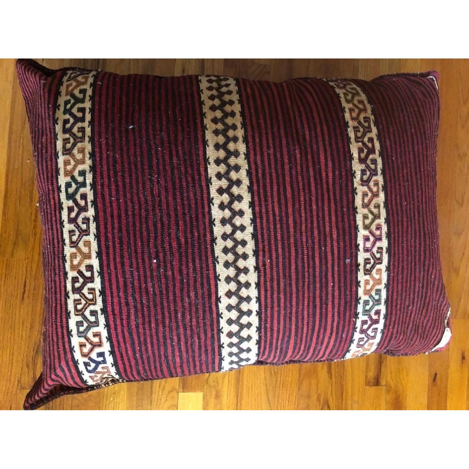 Persian Kilim Floor Pillows-5