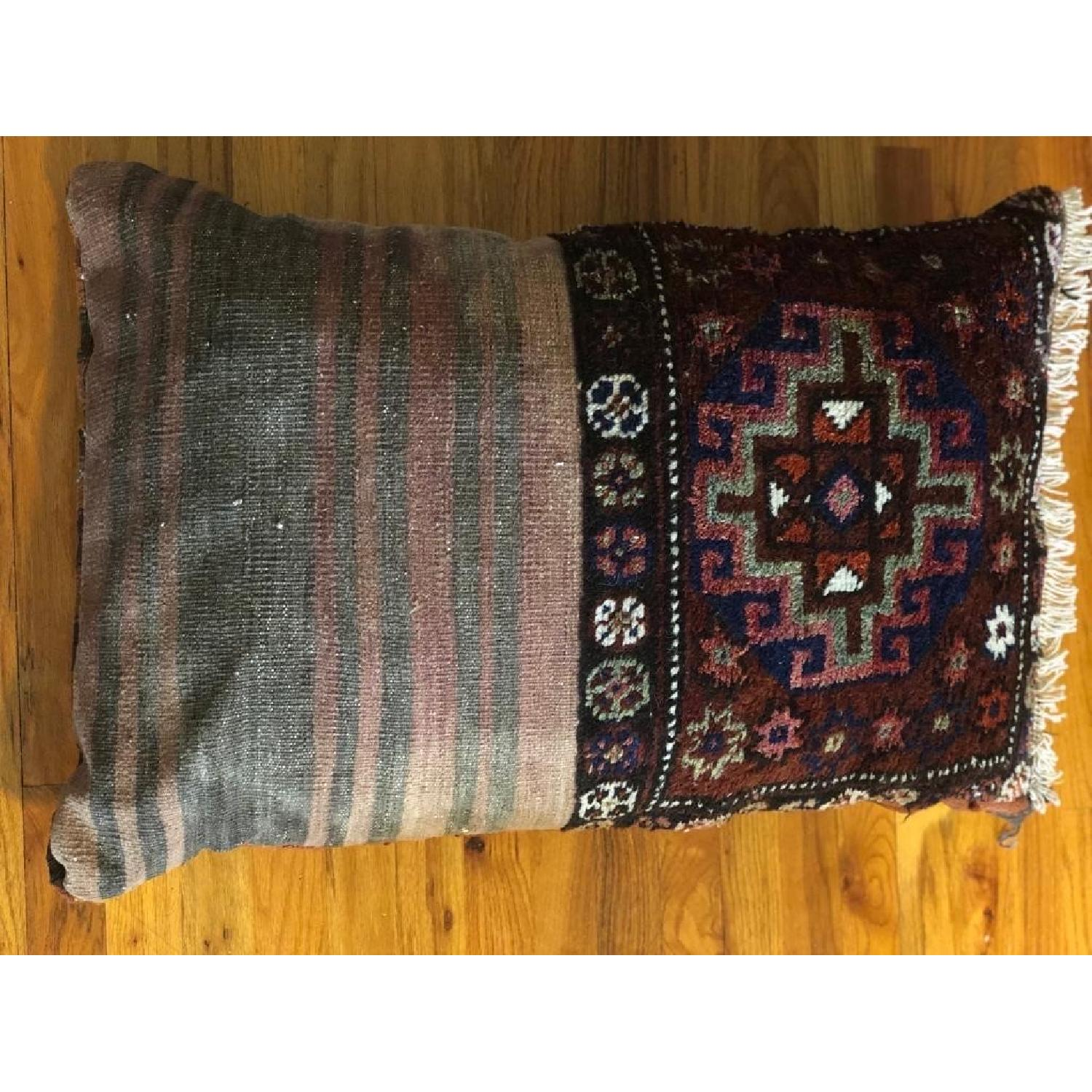 Persian Kilim Floor Pillows-6