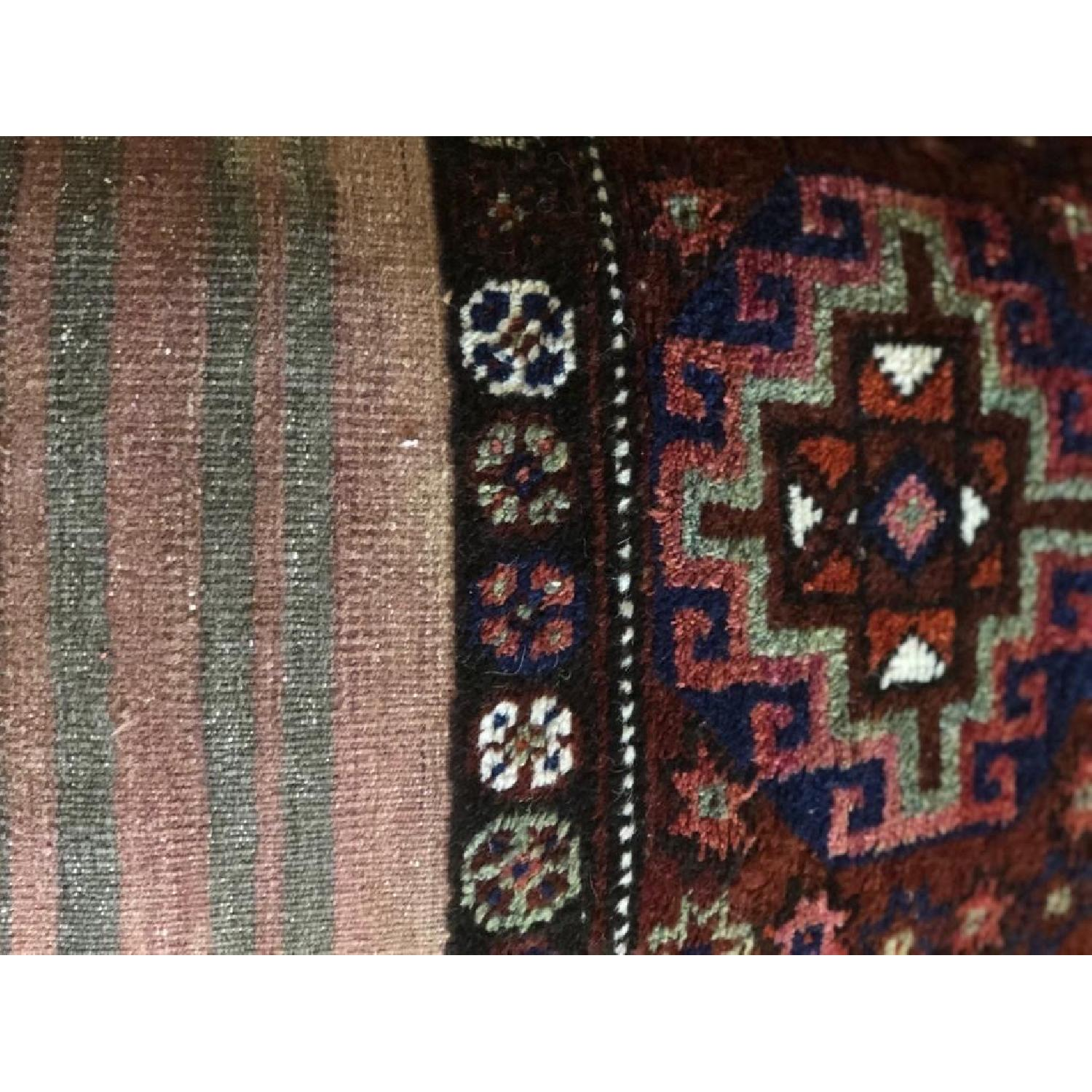 Persian Kilim Floor Pillows-7