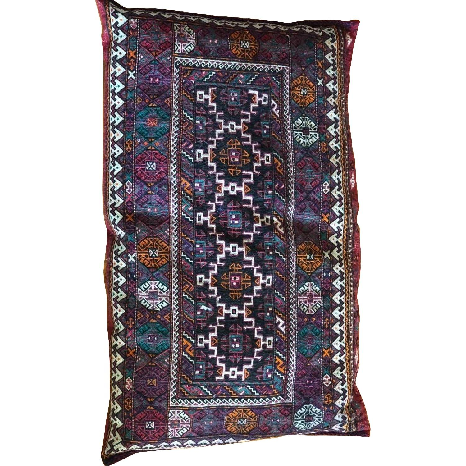 Persian Kilim Floor Pillows