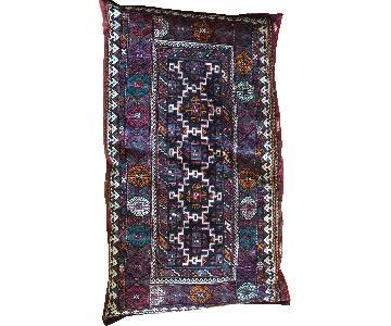 Persian Kilim Floor Pillows