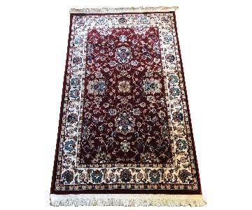 Persian Silk/Wool Mix Carpet