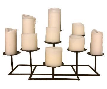9-Candle Candelabra