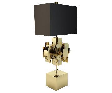 Jonathan Adler Puzzle Lamp