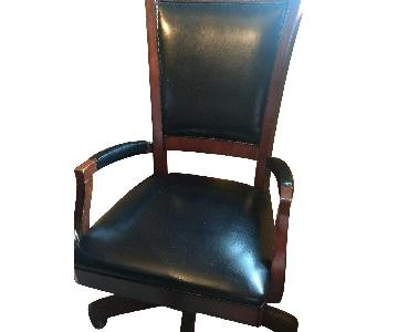 American Standard Leather Office Chair