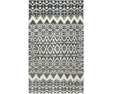 Safavieh Kenya Collection Charcoal Area Rug