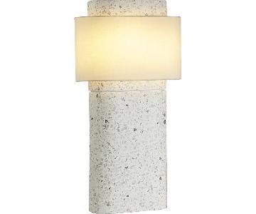 CB2 Shiro Table Lamp