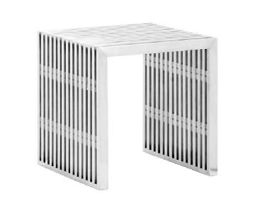 Manhattan Home Design Single Bench
