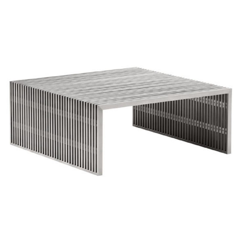 Manhattan Home Design Square Coffee Table