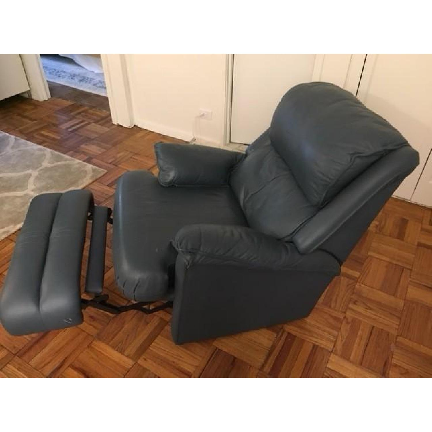 Leather Recliner-0