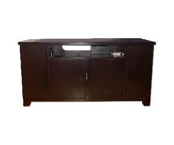 Crate & Barrel TV Stand/Media Cabinet