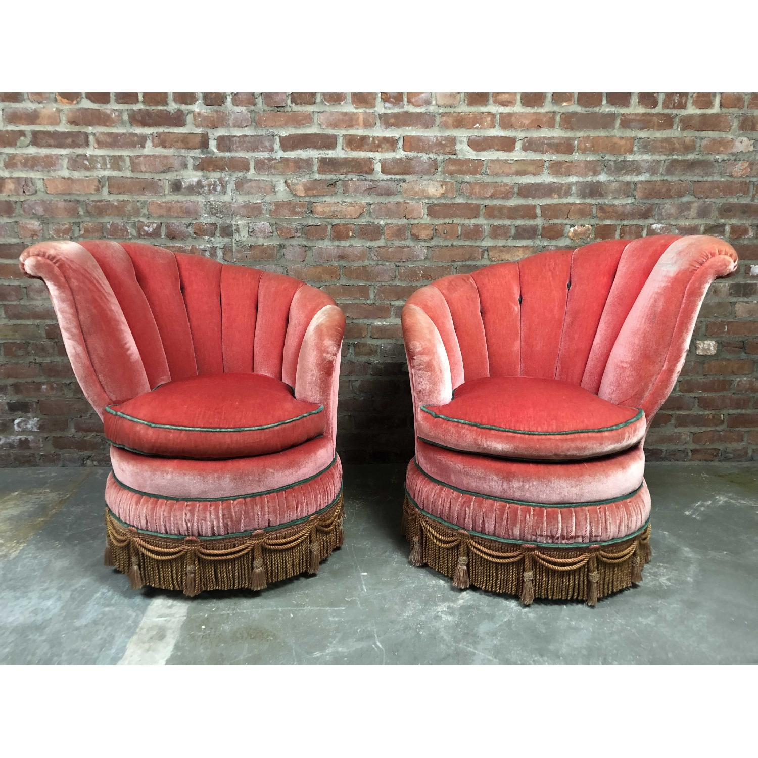 Art Deco Accent Chairs