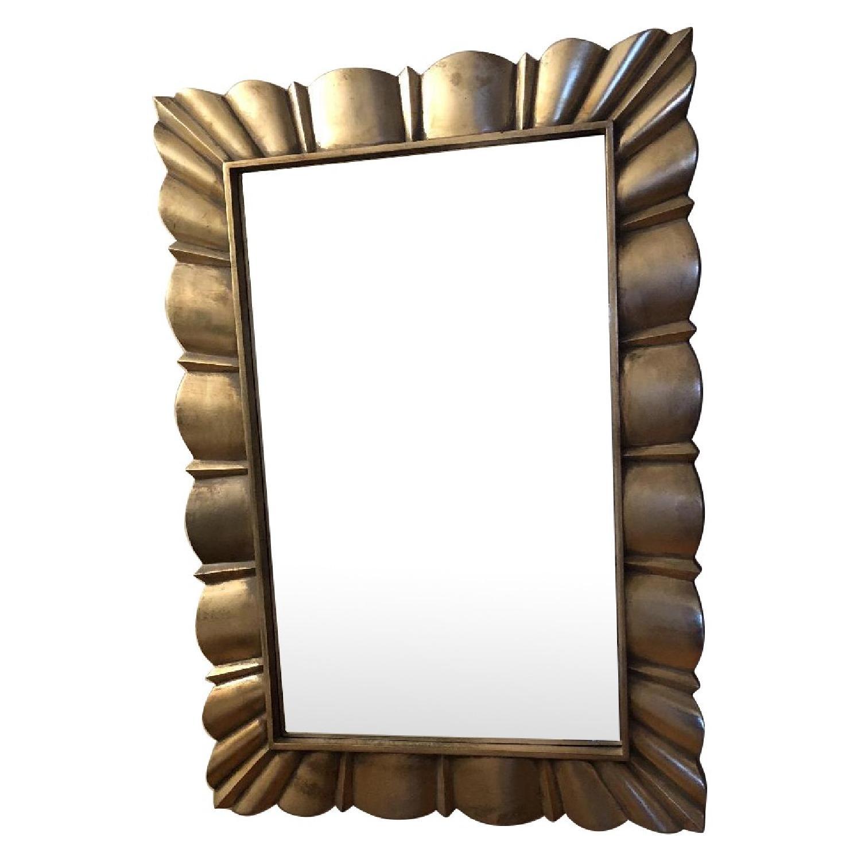 Wisteria Antique Chic Mirror