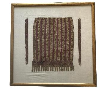Pre-Colombian Chancay Textile