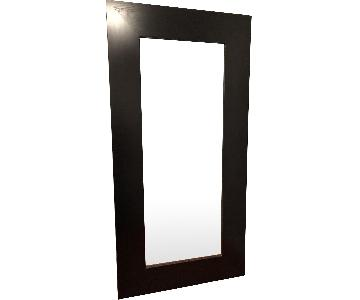 Italian Modern Large Floor Mirror