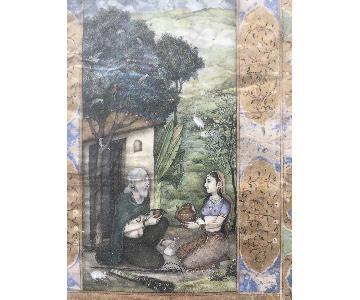 Mughal Miniature Art