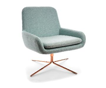 ABC Carpet and Home Coco Swivel Chair