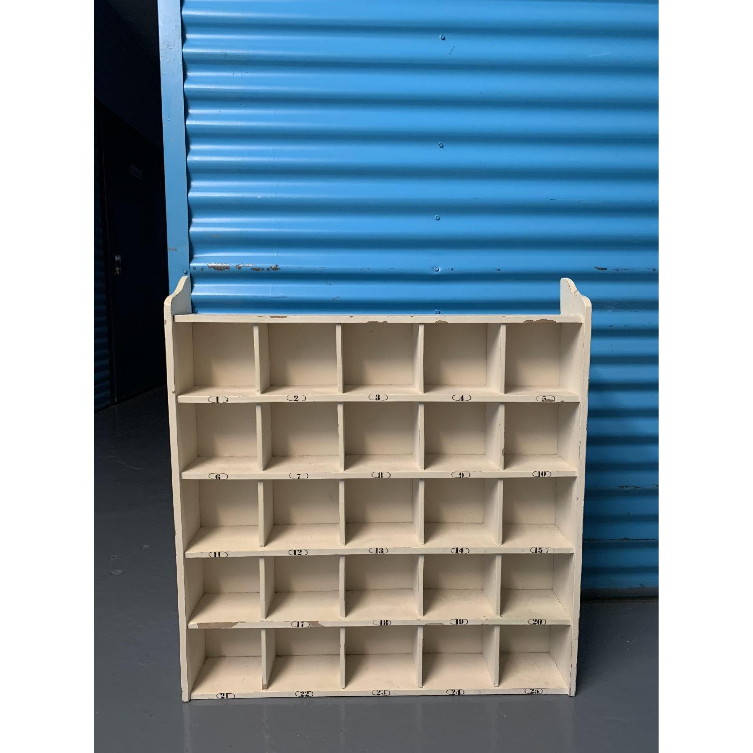 Pottery Barn Cubby Storage - image-1