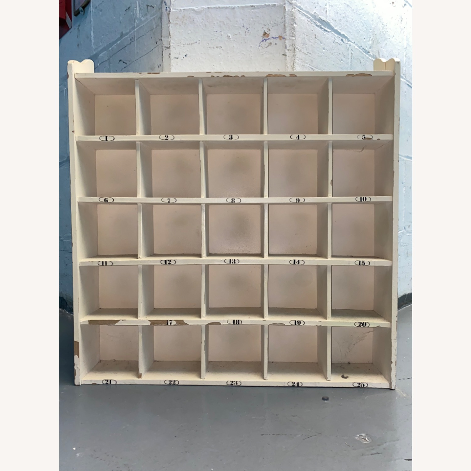 Pottery Barn Cubby Storage - image-9