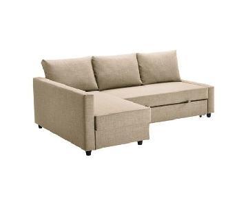 Ikea Sleeper Sectional Sofa w/ Chaise