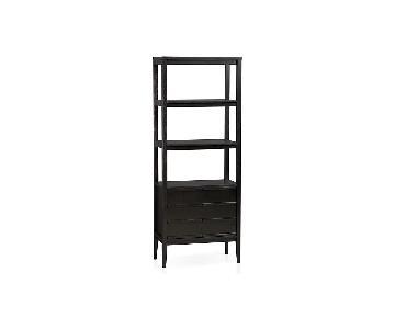 Crate & Barrel Bookcase