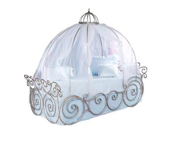 Disney Twin Carriage Canopy Bed