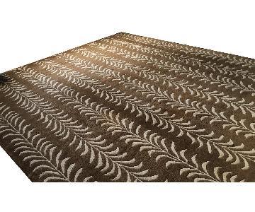 Tibetan Wool Area Rug