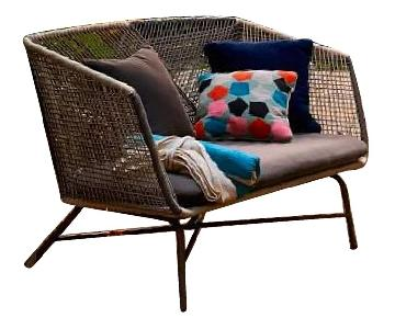 West Elm Huron Indoor/Outdoor Sofa