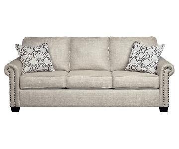 Ashley Farouh Queen Sleeper Sofa