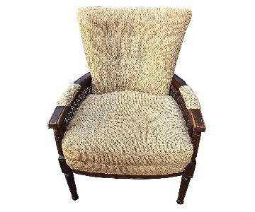 Vintage 1970s Armchair