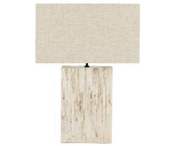 Safavieh Pearl Tile Table Lamp