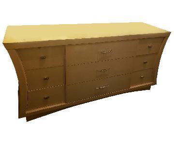 Vintage 9 Drawer Dresser