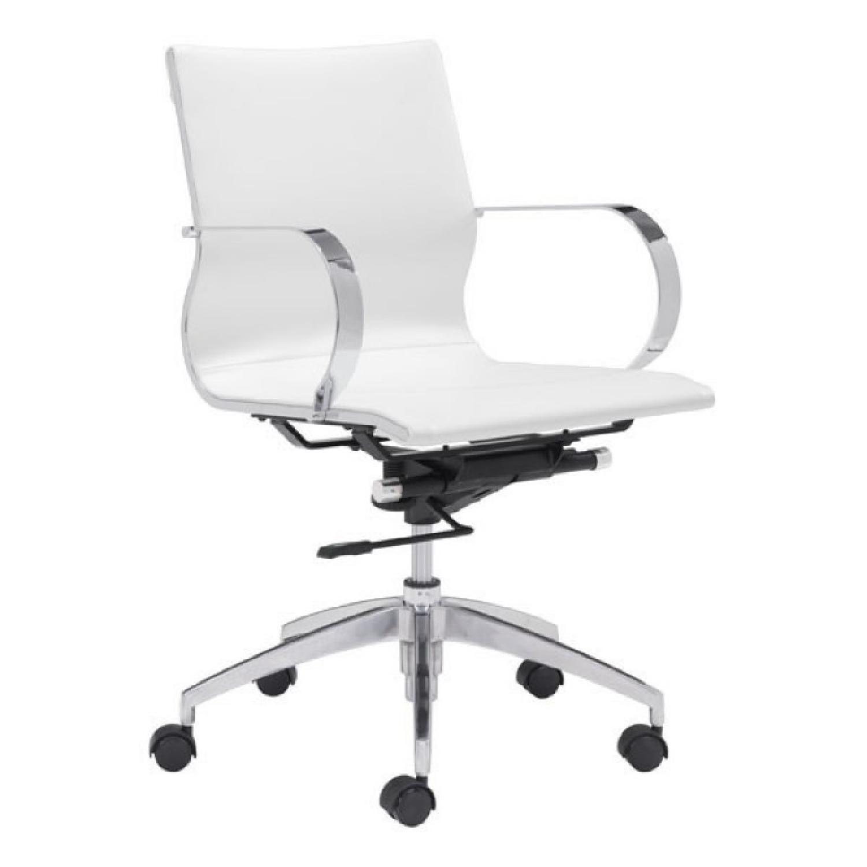 Manhattan Home Design Low Back Office Chair