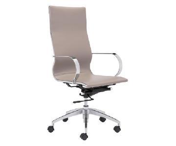 Manhattan Home Design High Back Office Chair