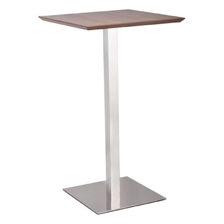 Manhattan Home Design Walnut Bar Table
