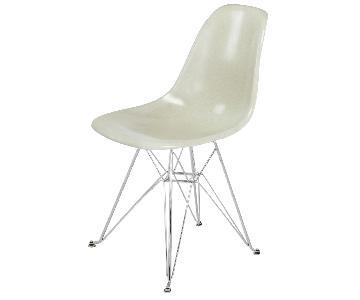 Herman Miller Mid Century Fiberglass Shell Chairs
