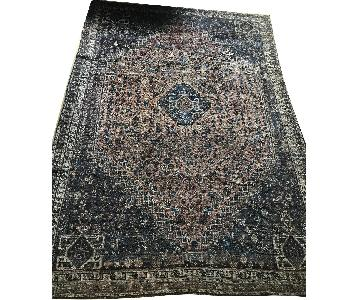 Vintage Turkish Area Rug