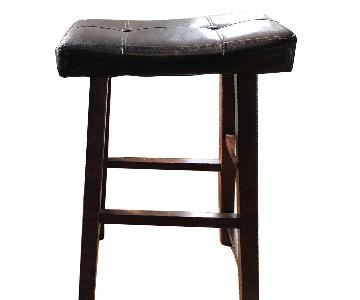 Cherry Wooden Stools