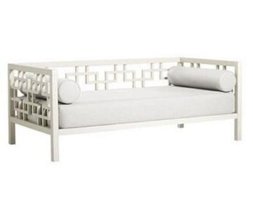 West Elm DayBed in White