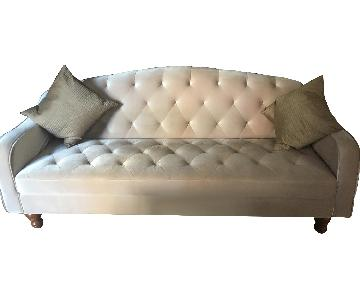 Urban Outfitters Ava Tufted Sleeper Sofa