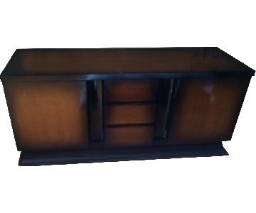 1950's Chinese Modern Dresser/Sideboard