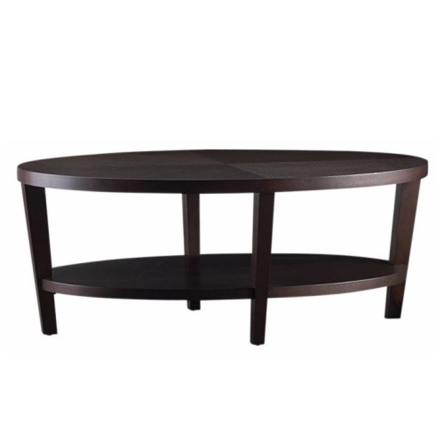 Crate & Barrel Vintage Art Deco Coffee Table