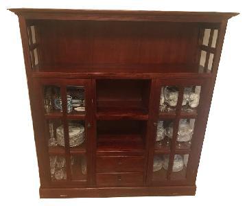 Restoration Hardware China Cabinet