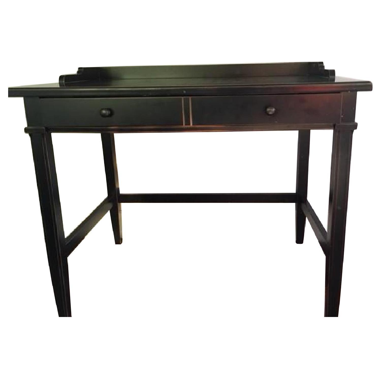 Crate & Barrel Writing Desk